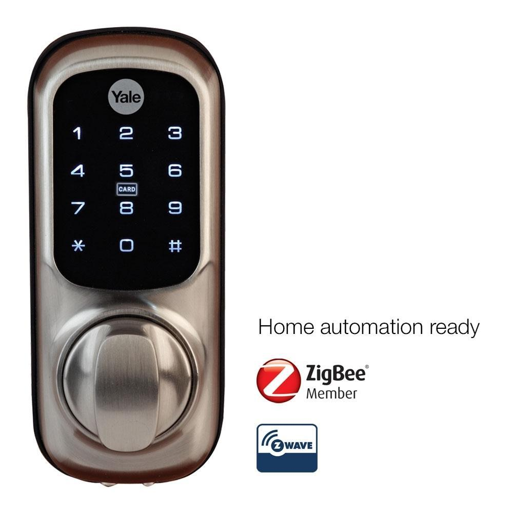 Yale Keyless Connected Smart Lock - Ultra Sound & Vision