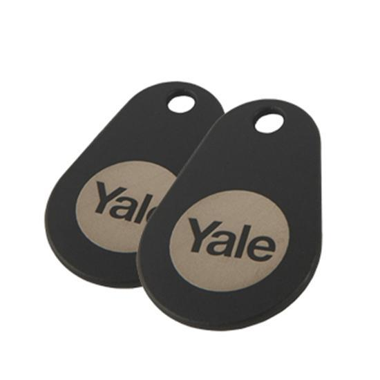 Yale RF Tag - Ultra Sound & Vision