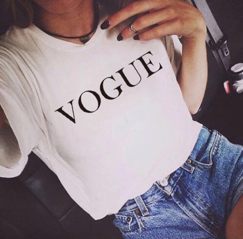 WOMENS VOGUE T SHIRT