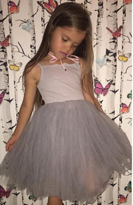 'THE PRINCESS' GIRLS TUTU DRESS