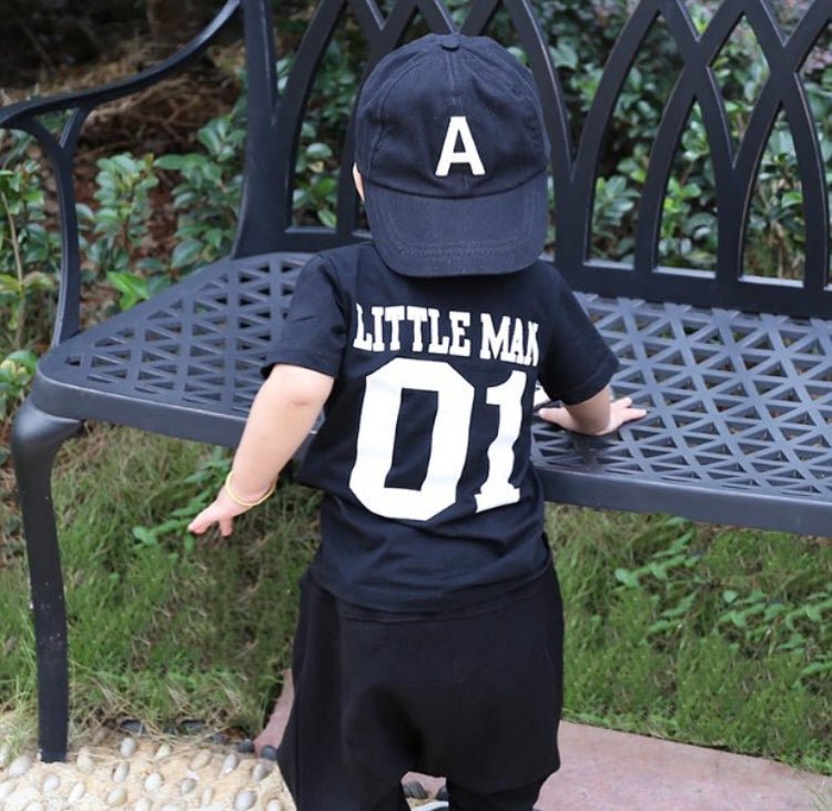 LITTLE MAN T SHIRT