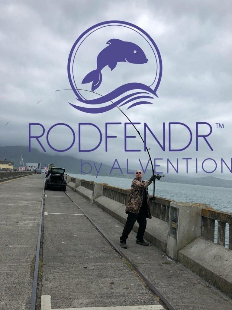 Can I cast with Rodfendr on my rod?