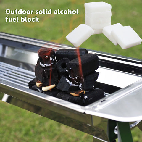 8pcs Alcohol Fuel Block