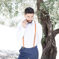 Gentleman Suspenders