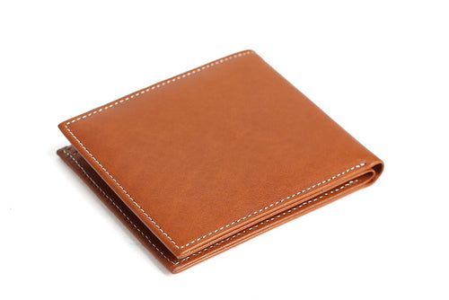 Handmade Full Grain Slim Leather Wallet