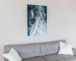 Song of the Mountain - 70 x 100 cm