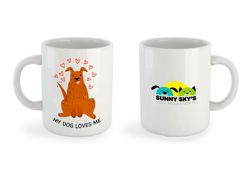 Mug | Sunny Sky Animal Rescue