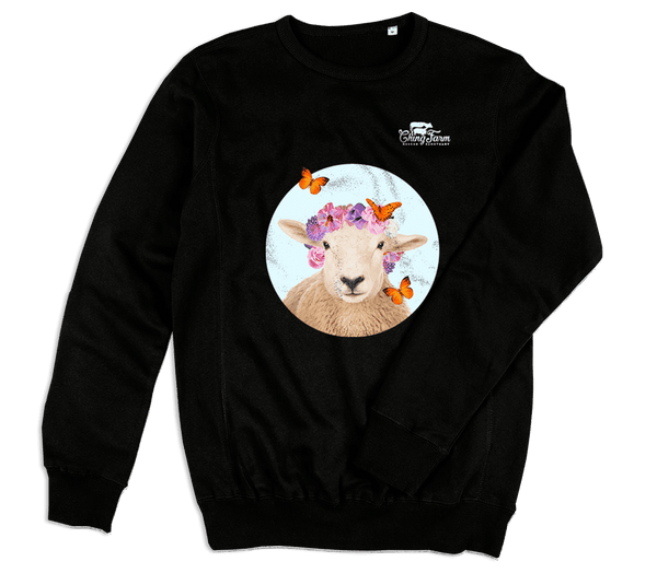 Unisex crewneck | Ching Sanctuary