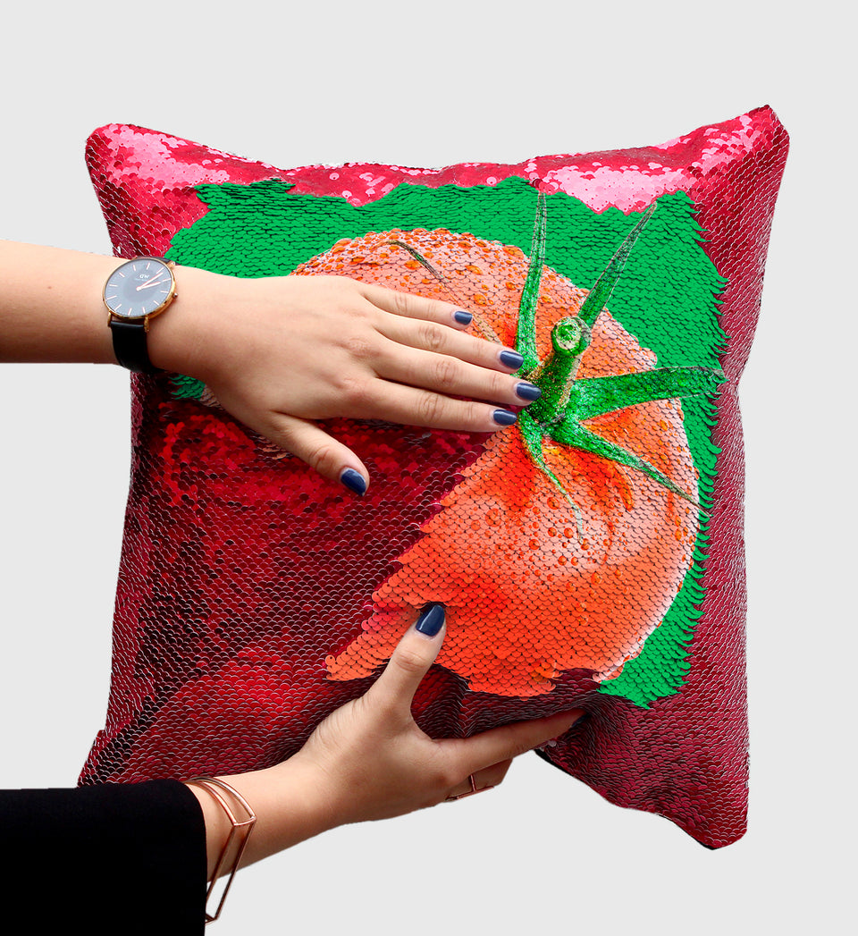 Nicolas Cage Tomato | Magic Pillow