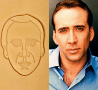 Nicolas Cage Face Cookie Cutter Set (PACK OF 3)