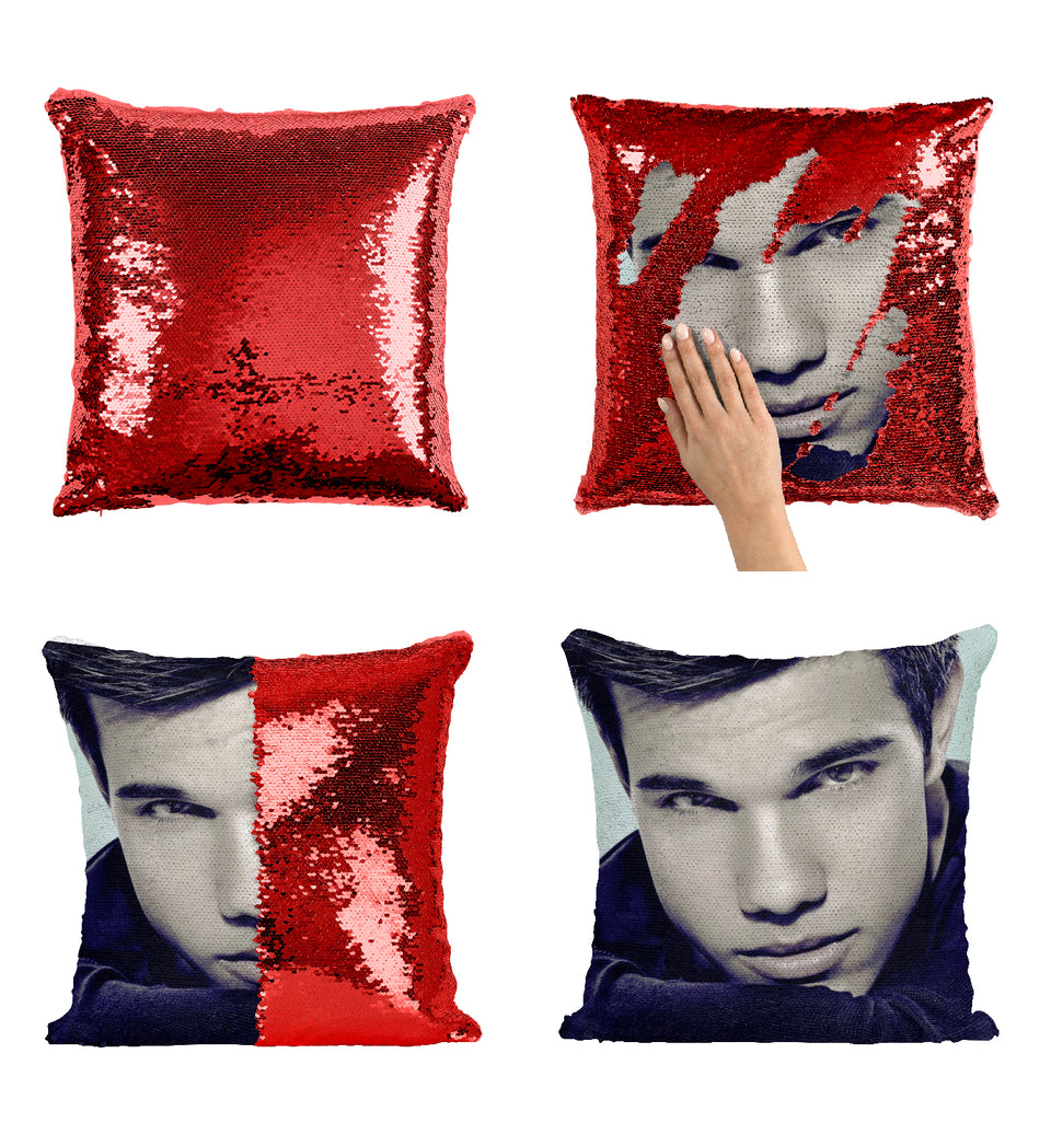 Paul Walker Werewolf In The Twilight_MA0281 Sequin Pillow