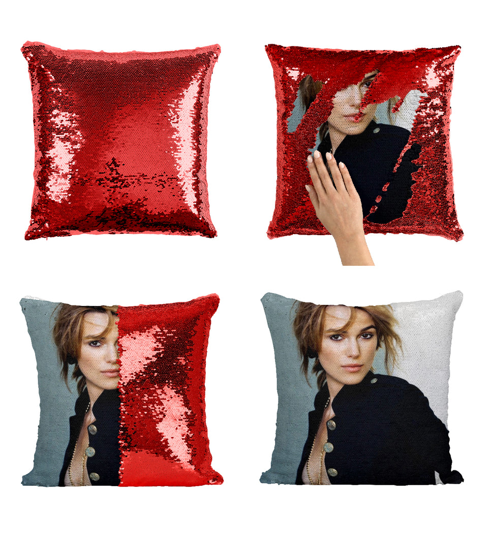 Pirate Of The Caribbean Keira Knightley_MA0287 Sequin Pillow