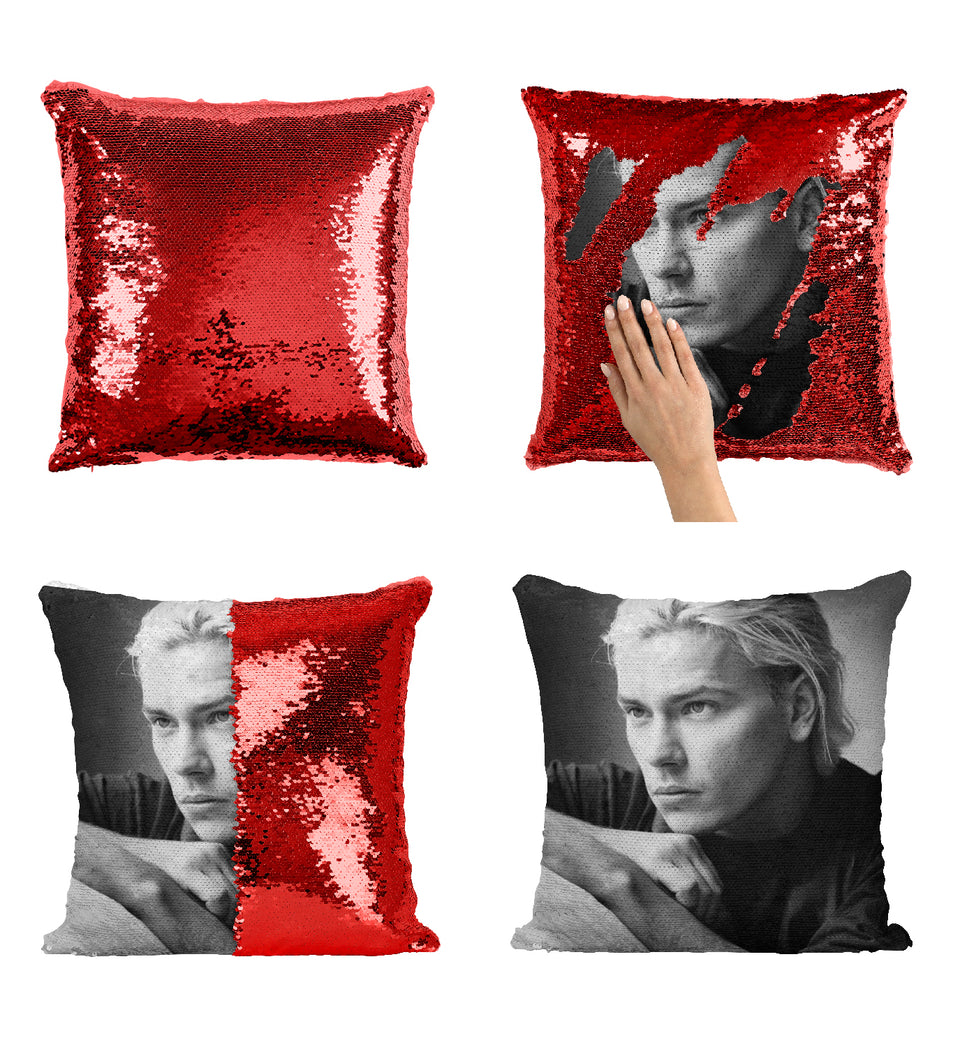 River Phoenix Stand By Me Movie_MA0293 Sequin Pillow
