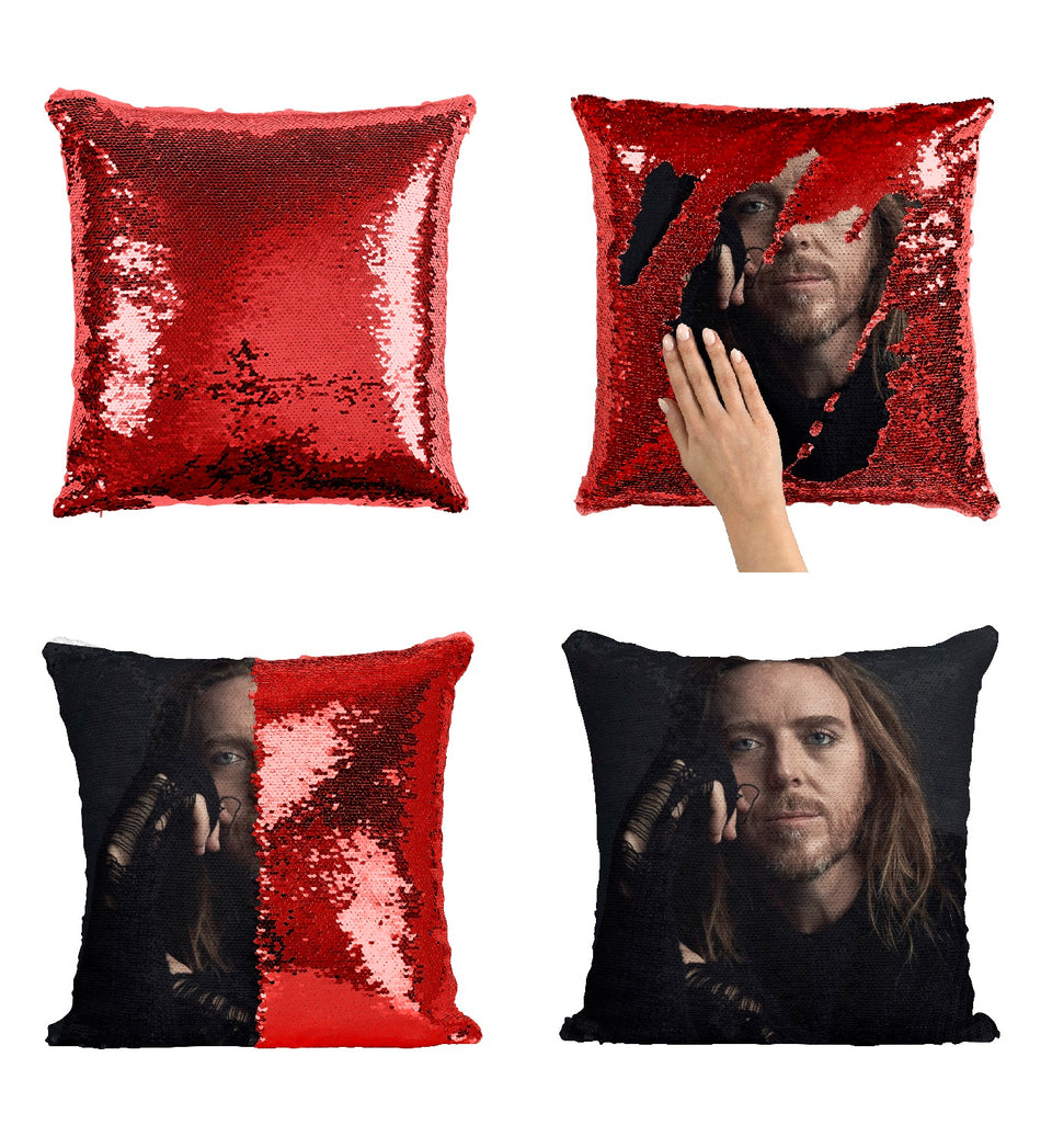 Tim Minchin Hollywood Actor_MA0349 Sequin Pillow