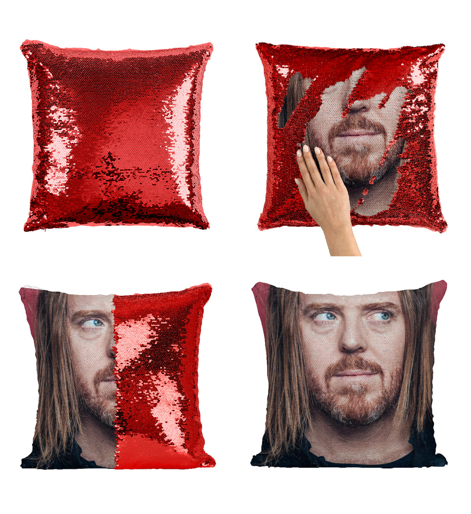 Tim Minchin Robin Hood Movie_MA0350 Sequin Pillow