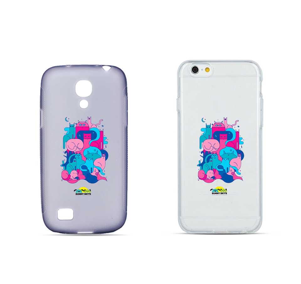 Phone case | Sunny Sky Animal Rescue