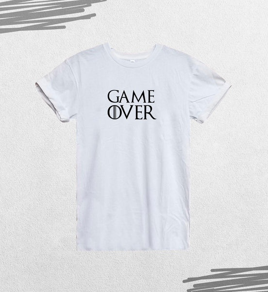 Game Of Thrones Game Over Font Quote_CFS0212