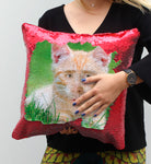 Nicolas Cage Ginger Cat | Magic Pillow
