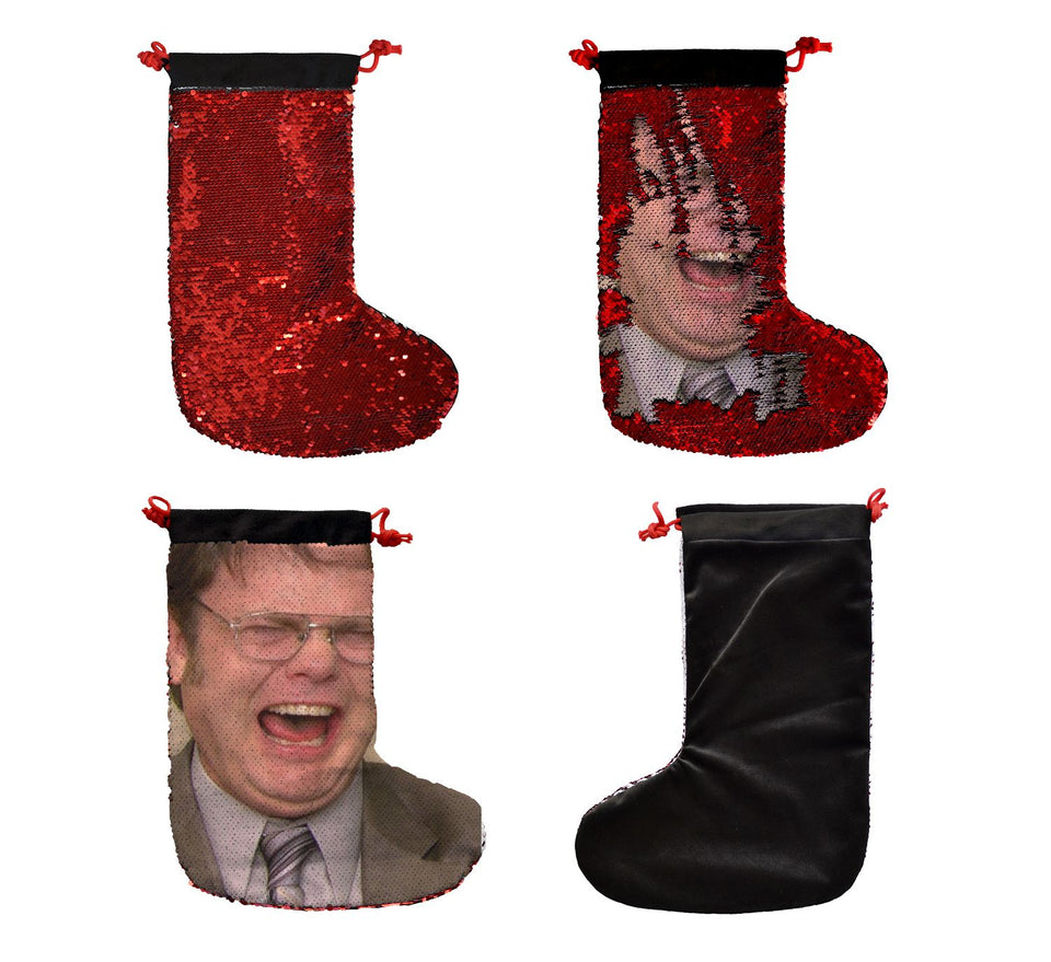 Dwight Schrute  _SS0034 Gift Christmas Stocking