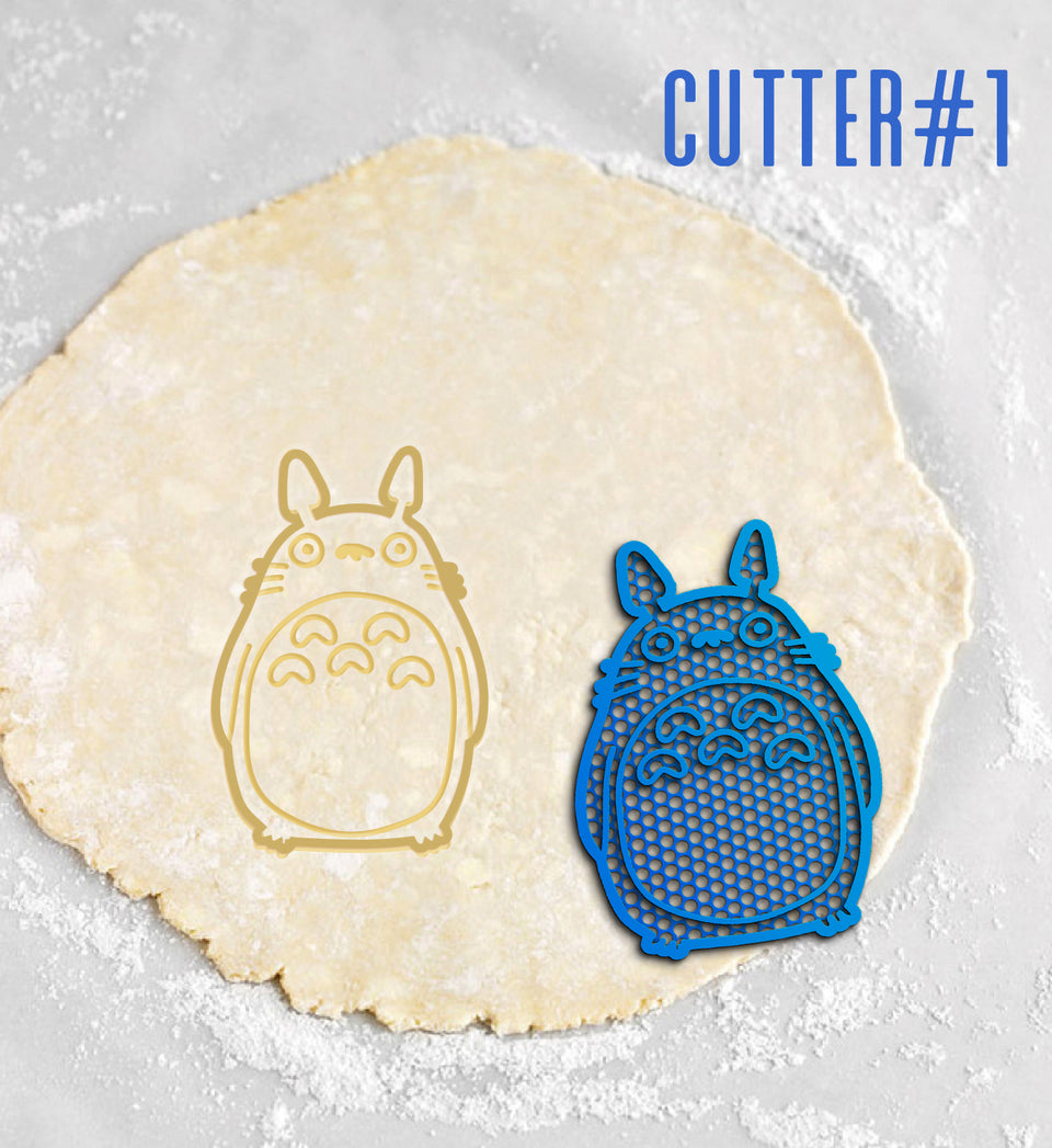 Exclusive Totoro Cookie Cutter