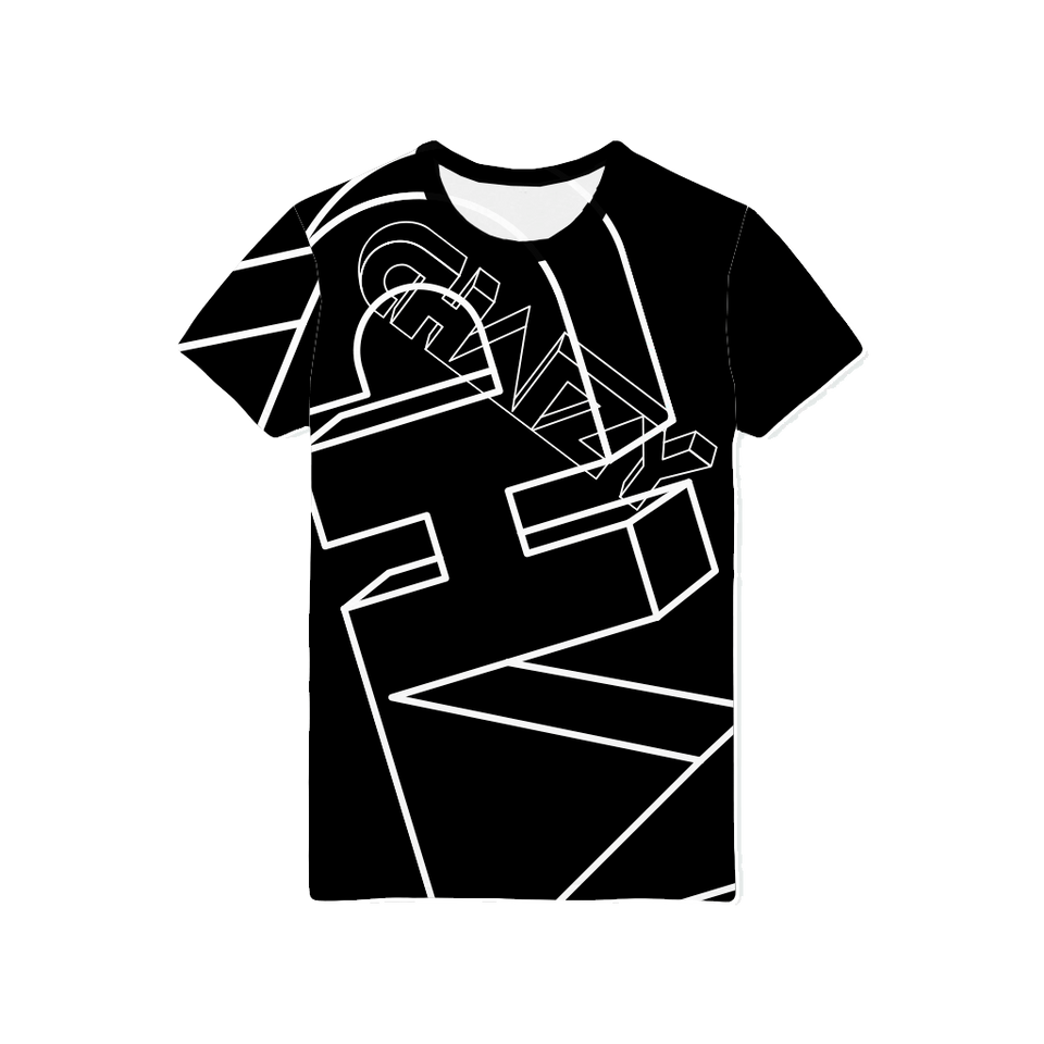 Full-print Men's T-Shirt | the CHAIZY channel