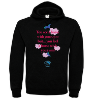 Unisex hoodie | Harmony New Beginnings