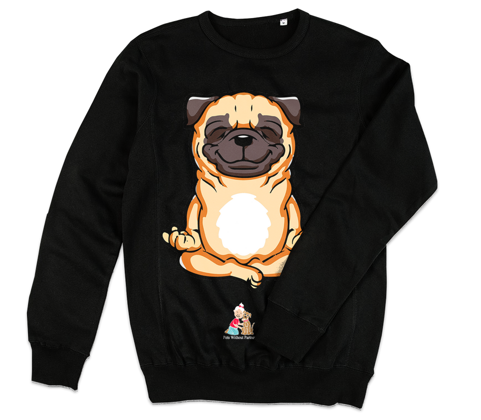 Unisex crewneck | Pets Without Partners