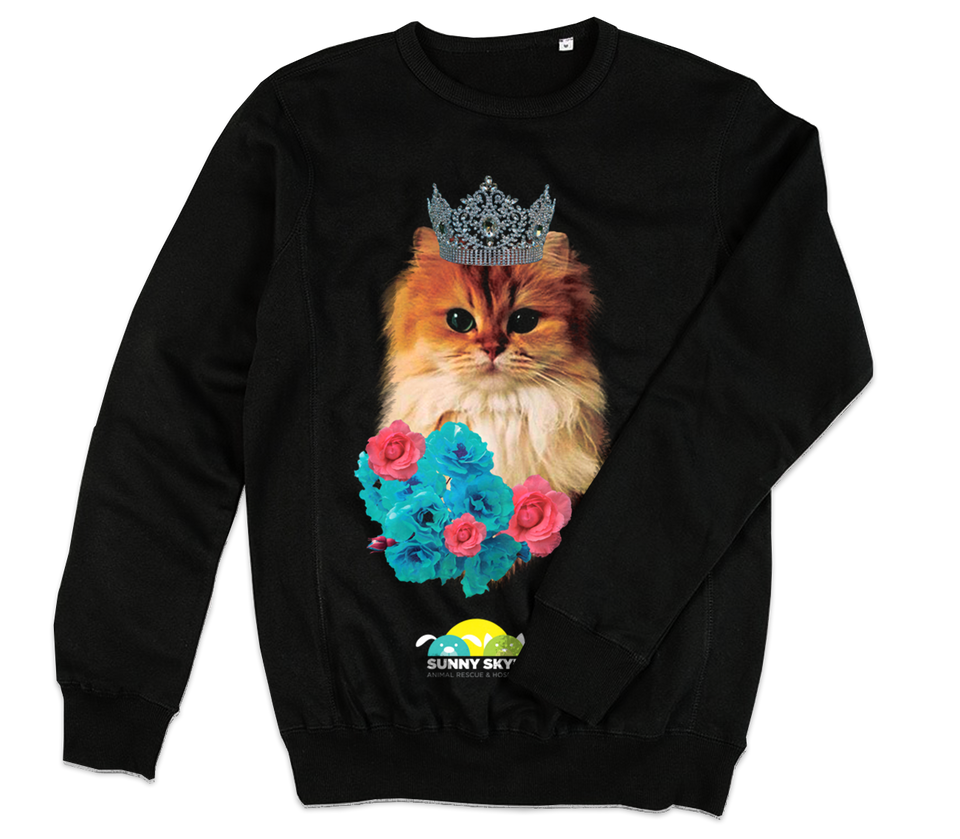 Unisex crewneck | Sunny Sky Animal Rescue