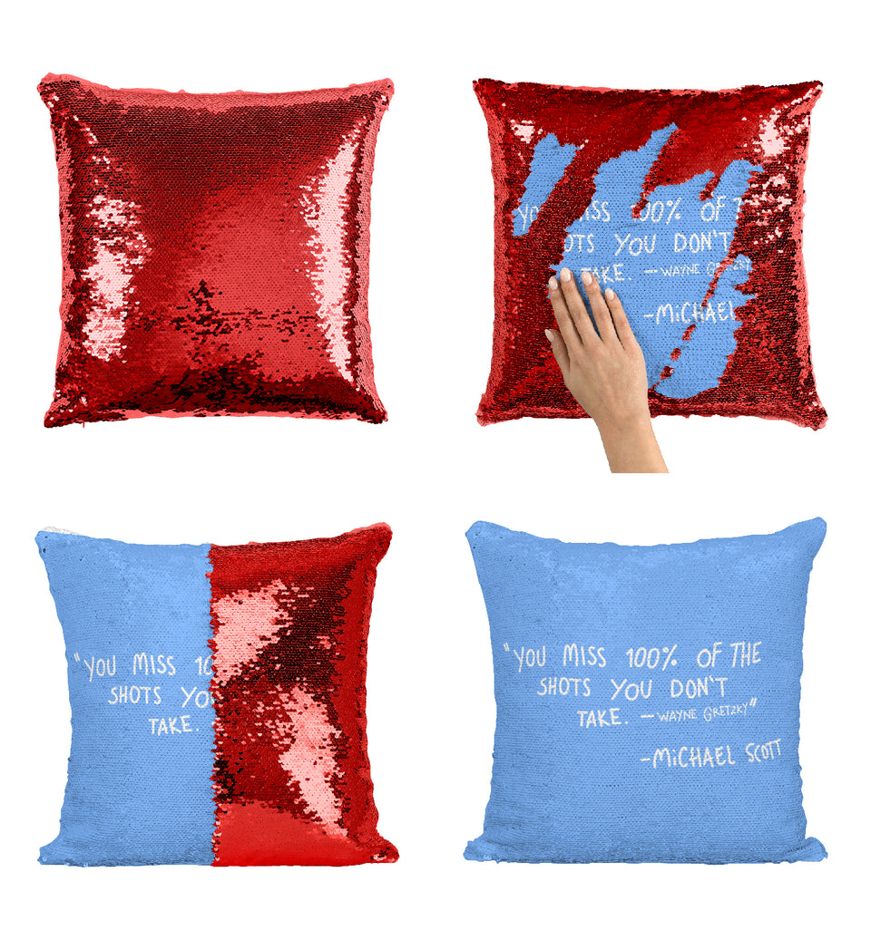 The Office Quote Michael Scott MA0014 Pillow