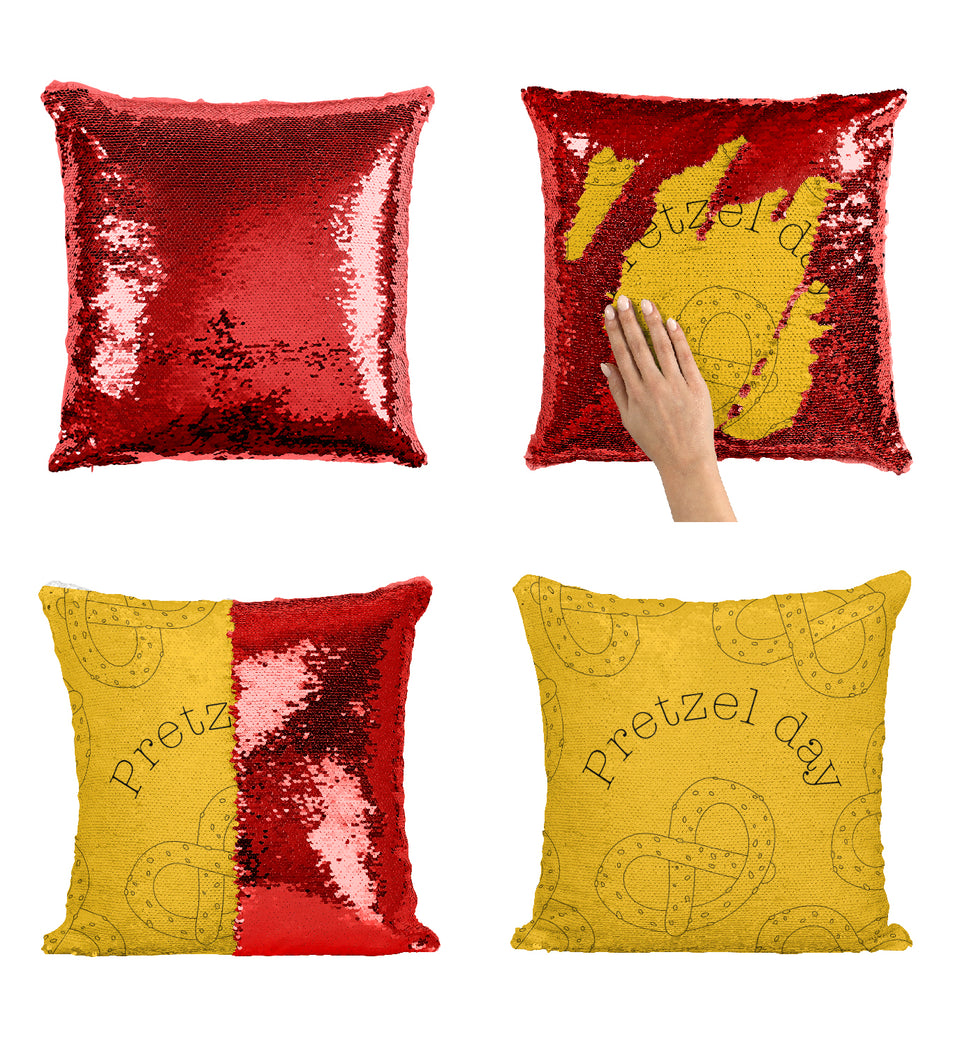 The Office Pretzel Day MA0012 Pillow
