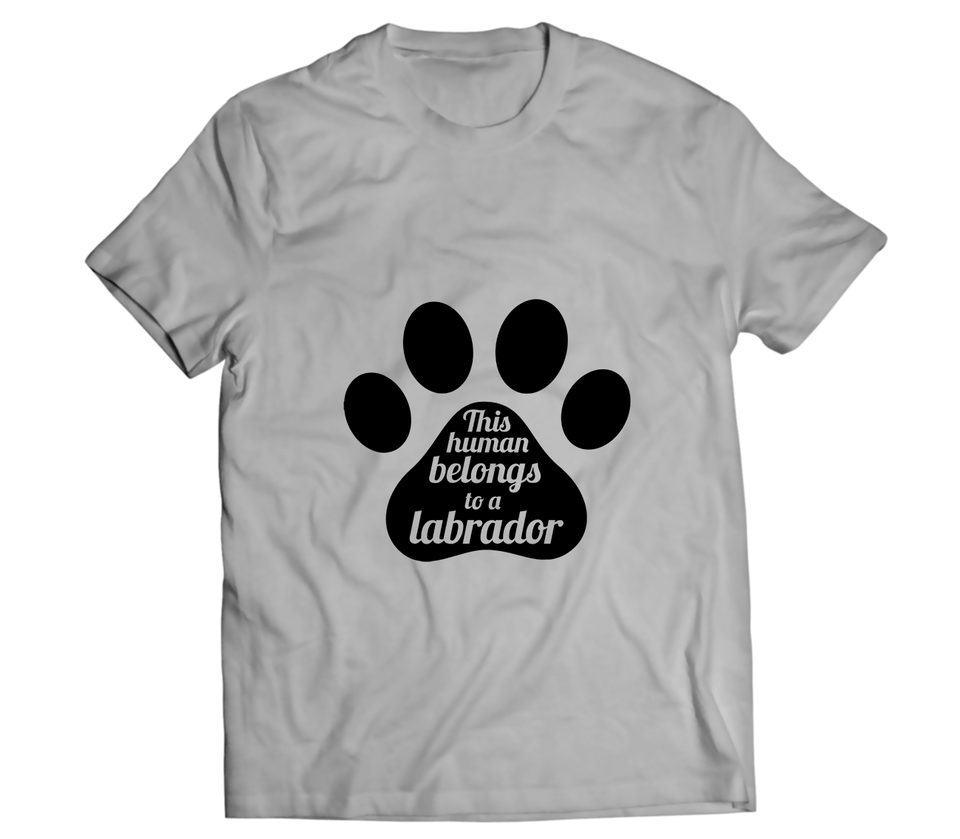 Men's T-Shirt | Desert Labrador Retriever Rescue