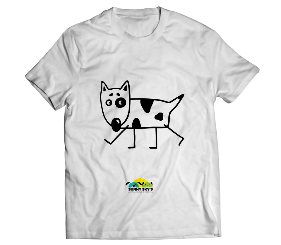 Men's T-Shirt | Sunny Sky Animal Rescue
