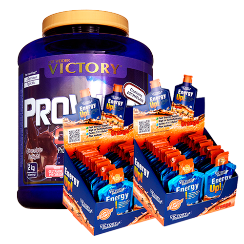 Pack - Pro Whey Complex + 2 Energy UP
