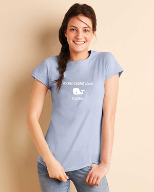 Hooked on Matlacha | Soft Women's T-Shirt