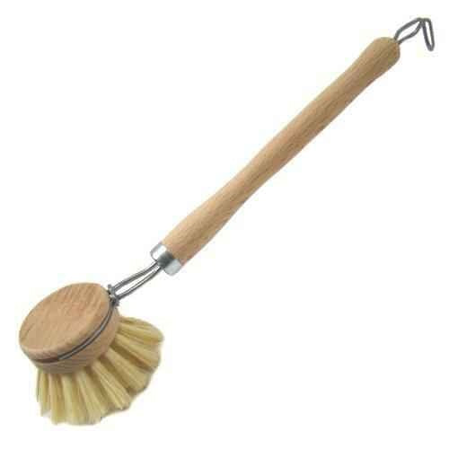 Natural Dish Scrubbing Brush
