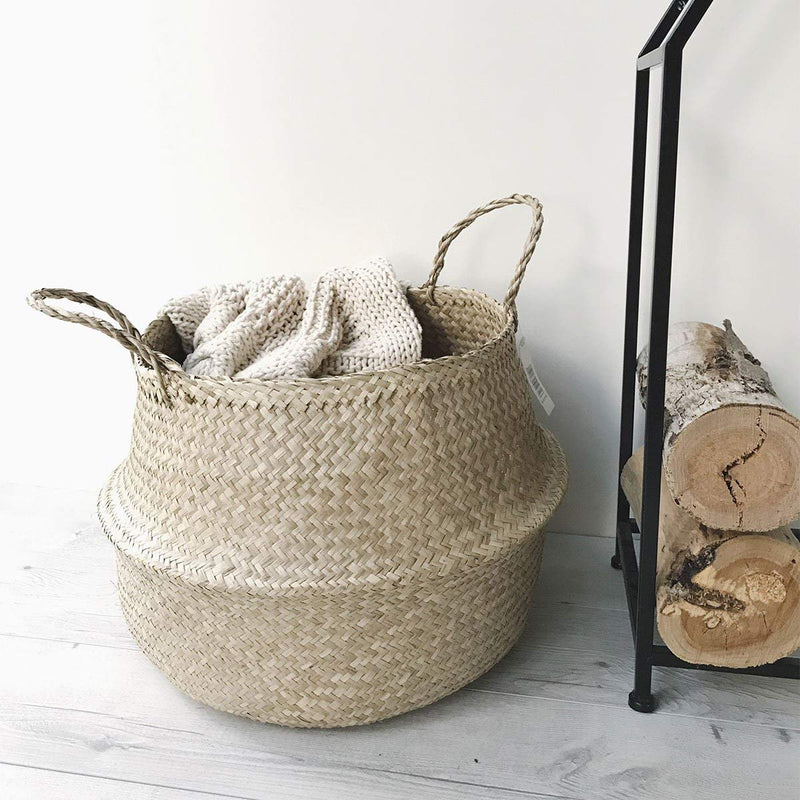Seagrass Basket - 3 Sizes