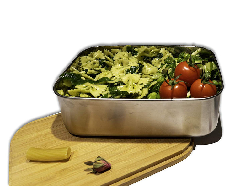Stainless Steel Lunchbox (1200ml)