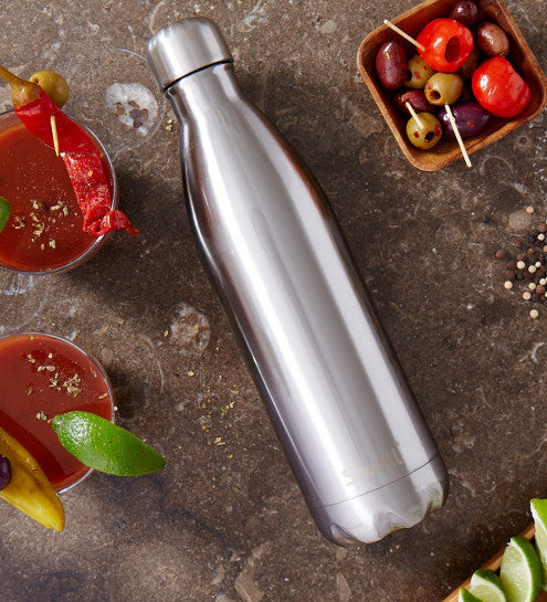 Stainless Steel Isothermal Water Bottle 500ml
