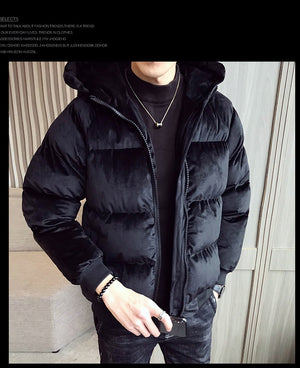 Freshset Thick Padded Jacket - Fresh Set