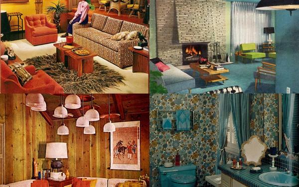 Home Decor of the 1960's