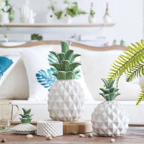 Pineapple Storage Bowls - Designtology Home