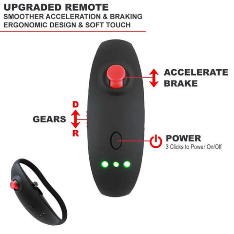 Koowheel Blue-tooth Remote