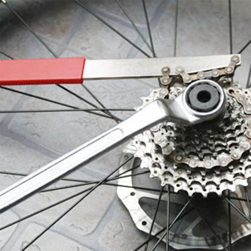 Bicycle Wrench Repair Tool