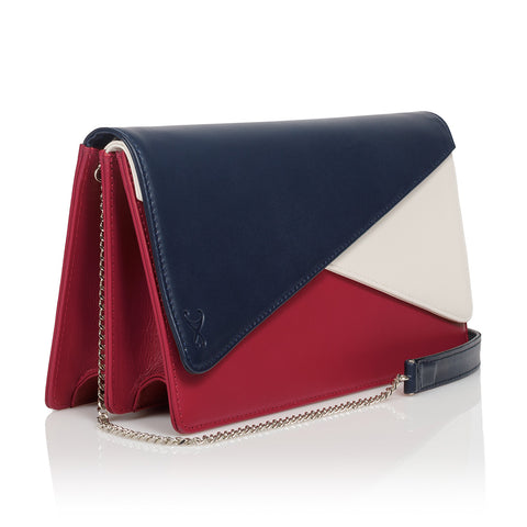 Signature - Navy Blue/Red