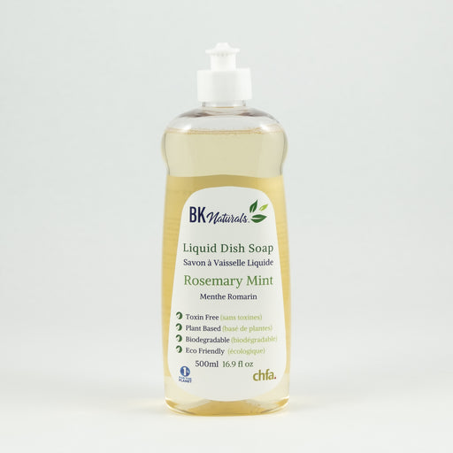 Liquid Dish Soap - Rosemary Mint
