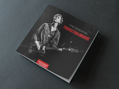 Thurston Moore Book (Limited edition)