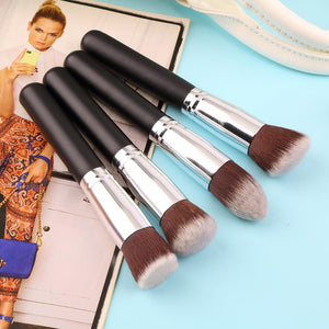 4pcs Professional Make up brushes set eyeshadow Foundation Mascara Blending Pencil Makeup brushes Cosmetic tool