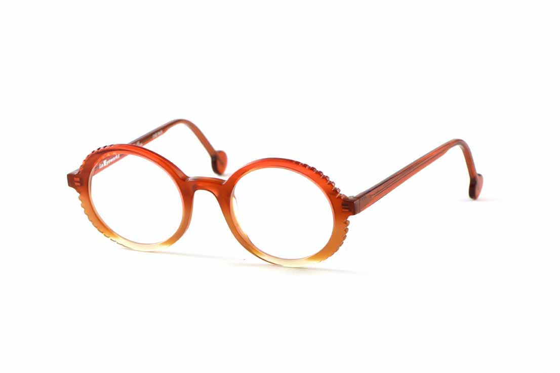 LA Eyeworks KIPPER 684 RED LICK