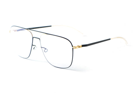 Mykita STEEN GOLD_JETBLACK/CLEAR 167