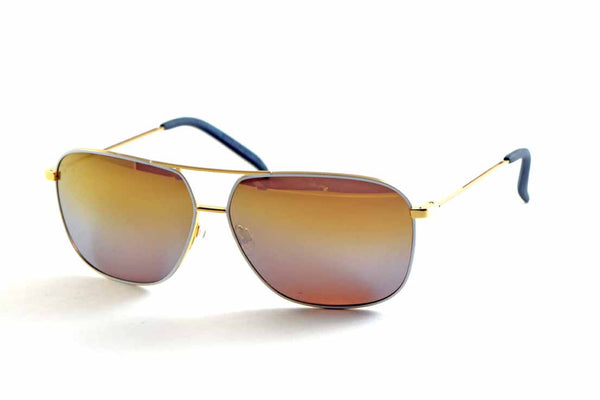 Maui Jim KAMI DGS778-05C GOLD W/WHITE
